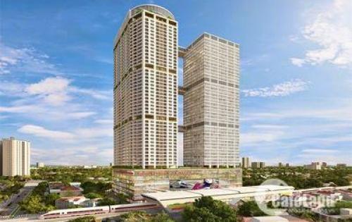 Bán văn phòng hạng A, sổ hồng 50 năm, chỉ 33tr/m2, từ 78m2-1000m2, tại Discovery Complex Cầu Giấy