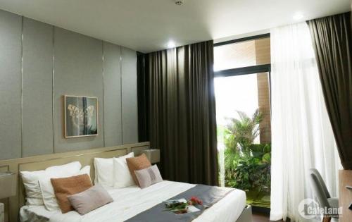 Bán căn hộ khách sạn 5* Hội An, view biển, sổ đỏ lâu dài, full nội thất