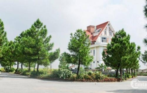 Sở hữu ngay biệt thự nhà vườn 200m tại đồi thông Đà Lạt giữa lòng Hà Nội