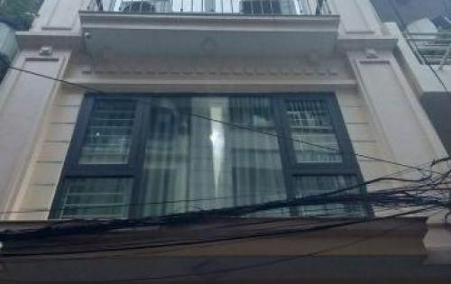 Bán nhà Đống Đa, 40m, 5 tầng, lô góc 2 mặt thoáng, giá nhỉnh 3 tỷ