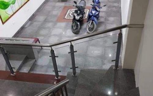 Nhà đẹp ở ngay Hào Nam, Ở, Văn phòng,  ôtô. 67m2x7T thang máy, Mt 5.1m. Giá 11.9 tỷ