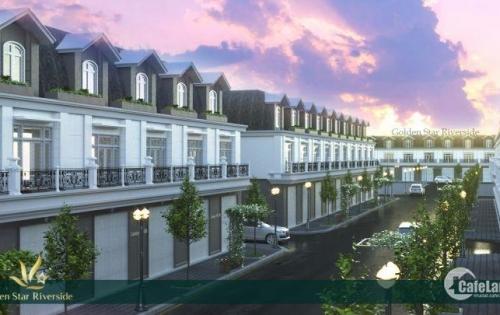 Khu dân cư được quy hoạch hiện đại Kiểu mẫu Singapo