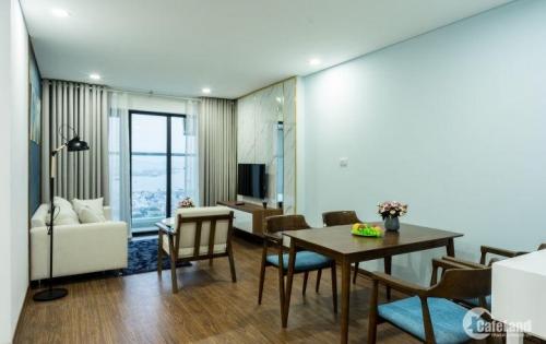 Bán căn hộ full nội thất tại Hạ Long, 2pn, view vịnh đẹp, sổ đỏ chính chủ