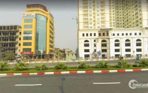 MẶT PHỐ VIP Minh Khai 85m2, 2 tầng, mặt tiền 4,6m. Sổ đẹp. 243 triệu/m2.
