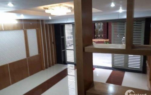 MP khu vực Trần Nhân Tông, 8 tầng, thang máy
