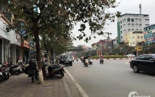 Bán nhà mặt phố Trần Khát Chân, Hai Bà Trưng 80m2, 6 tầng, MT 6m, LH: 0911150258