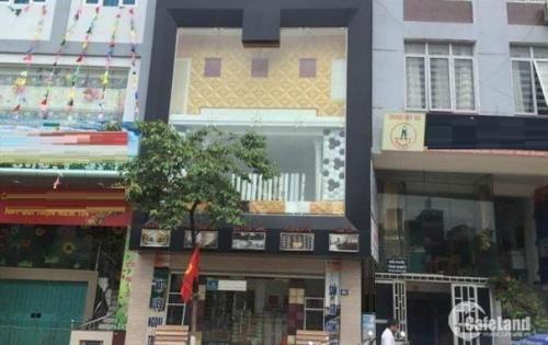 Bán nhà mặt phố Minh Khai, vị trí vàng kd, vỉa hè, ổn định quy hoạch, 85m2 giá hơn 19 tỷ.