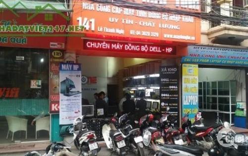 Bán Nhà Phố Lê Thanh Nghị 35m2,mặt tiền 3,7m,Giá 6,6 Tỷ.