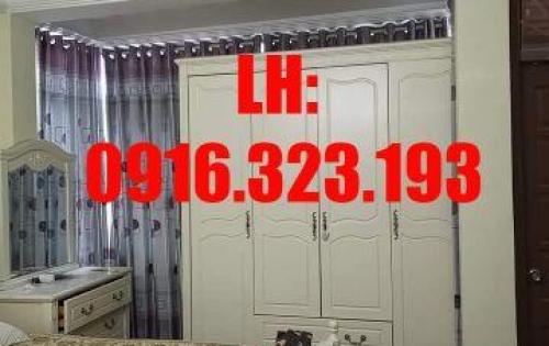Bán nhà mặt ngõ ô tô Minh Khai kinh doanh tốt, 40mx4 tầng, mặt tiền 3.5m, 3.2 tỷ