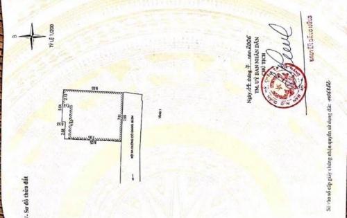 Nhà Cấp 4 Kiệt 3m5 Cô Giang - Chân Cầu Rồng Đà Nẵng