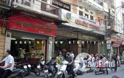 Bán GẤP nhà mặt phố Hà Trung - Hà Nội