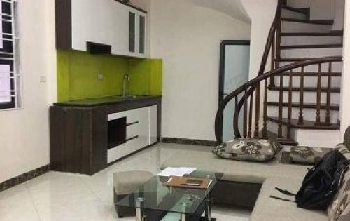 : Nhà chủ tự thiết kế Vĩnh Hưng 24 m2 Giá 1 tỷ 950
