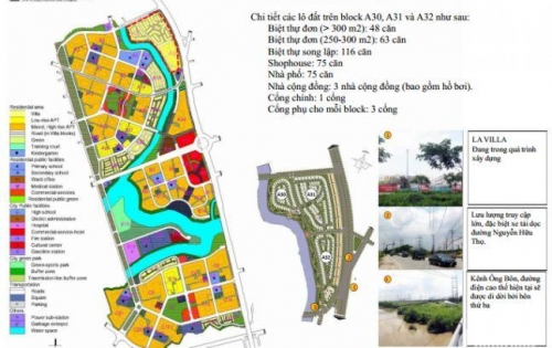 Bán biệt thự 300 m2 Metrocity – GS city - Zeit Geist XII Nhà Bè TP Hồ Chí Minh đường Nguyễn Hữu Thọ