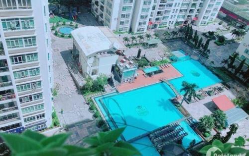 Bán căn hộ Hoàng Anh New Sài Gòn, 2 phòng ngủ, lầu cao, view hồ bơi. Liên hê: 0931440778