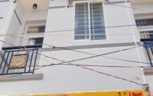 Bán nhà mới 2 lầu đúc hẻm xe hơi 2266 Huỳnh Tấn Phát huyện Nhà Bè
