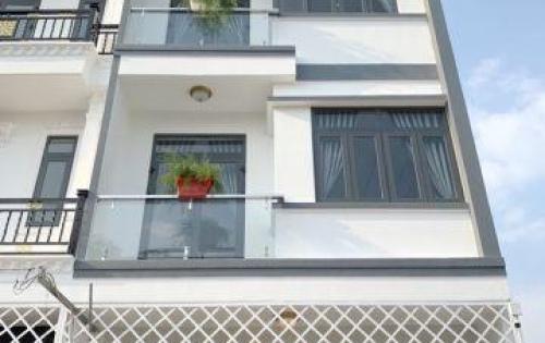 Bán nhà 2 lầu mới đẹp hẻm xe hơi 2177 Huỳnh Tấn Phát Nhà Bè.