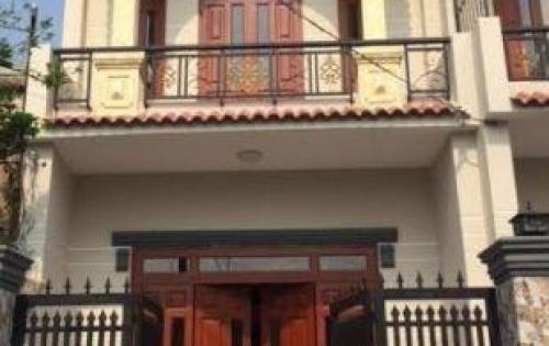 Nhà đẹp 1 trệt 2 lầu đường Nguyễn Bình giả chỉ 1 tỷ 570tr