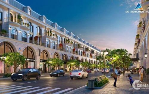 Shophouse Dragon Smart City Tây Bắc Đà Nẵng Giá 3 tỷ