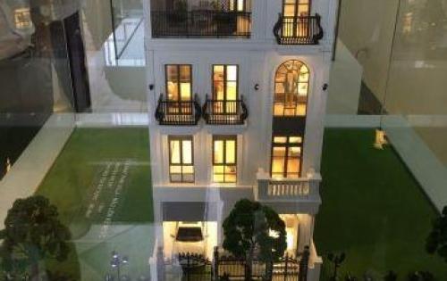 Chính chủ cần bán biệt thự liền kề 136m2 theo phong cách Paris, Long Biên, Hà Nội