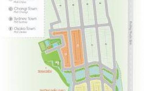 Đất sổ đỏ ngay mặt tiền quốc lộ 51 giá 990 triệu/nền giá gốc từ chủ đầu tư. LH: 0909609193