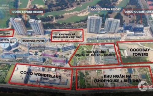 Bán biệt thự tại khu biệt thự song lập - dự án Naman Homes Đà Nẵng Lh 0919399055
