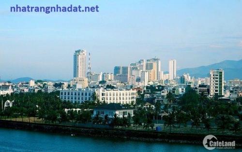 Bán căn hộ góc 3 phòng ngủ chung cư CT5 KĐT Vĩnh Điềm Trung Nha Trang, hướng Đông Nam.