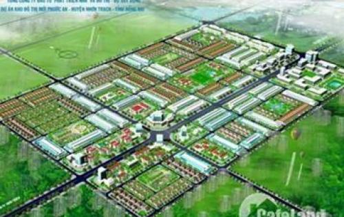 Đất Nền Nhơn Trạch Khu Đô Thị Trung Tâm Giá 5tr/m2