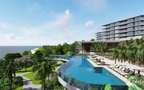 Edna Resort Mũi Né condotel biệt thự view biển 100% sổ đỏ sở hữu lâu dài