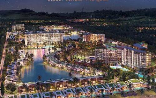 Biệt thự 100% view biển hồ nhận lợi nhuận 1.5 tỷ/năm tại Movenpick Phú Quốc