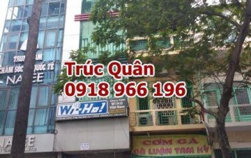 Bán nhà đương Lê Thị Riêng, P. Bến Thành, Quận 1 ( 3.3m x 18m ) 2 tầng. Giá 21.5 tỷ TL 0918 966 196