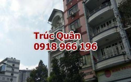 Bán nhà đượng Lê Thị Riêng,P. Bến Thành, Quận 1 (4.1m x 17m) Giá 17 tỷ LH 0918 966 196