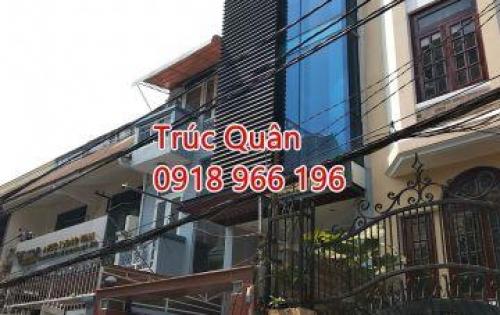 Bán nhà đường Cách Mạng Tháng Tám, P. Bến Thành, Quận 1 (4m x 20m)23 tỷ. LH 0918 966 196