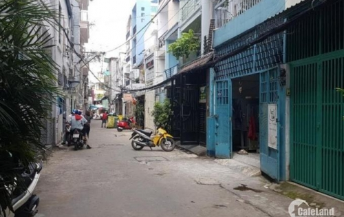 Bán hẻm Trần Quang Khải, phường Tân Định, Quận 1