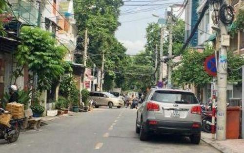 Mặt Nhà hẻm xe hơi Nguyễn Chiểu , p.Đa Kao, q.1, DT: 4x12m, Giá 15.5tỷ