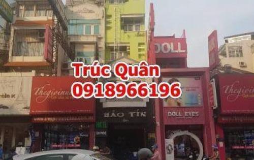 Bán nhà đường Trần Khánh Dư, Quận 1 ( 4.5m x 14m)3 tầng. Giá 17.8 tỷ TL 0918 966 196