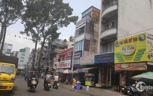 Bán Khách sạn MT đường Trần Quang Khải. Q1. 4x20m. Hầm, 4 lầu. giá 30 tỷ