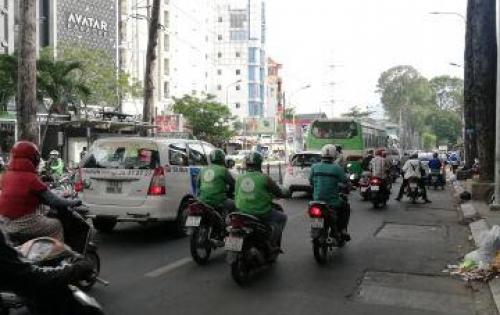 Bán nhà góc hai mặt tiền Trần Minh Quyền phường 10 quận 10 44m2 giá 15 tỷ 9