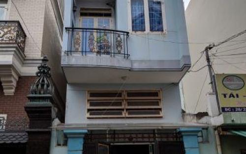 Bán nhà Cư xá Lữ Gia. Nhà 1 Trệt 1 Lửng, 2 Lầu, 4mx14m, Hướng Tây