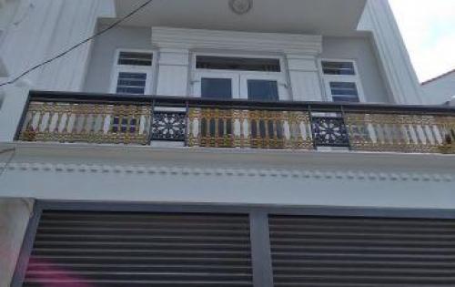 E bán nhà 1/Lê Văn Khương Hxh, 5x 12,01m 3 lầu ST, nhà sang trọng, 5 tỷ 1tl nhẹ