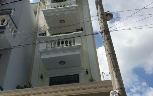 Bán nhà 1 trệt 3 lầu 4x18m giá 4.3 tỷ (TL), HXH Tân Chánh Hiệp 10, P. TCH, Q12.
