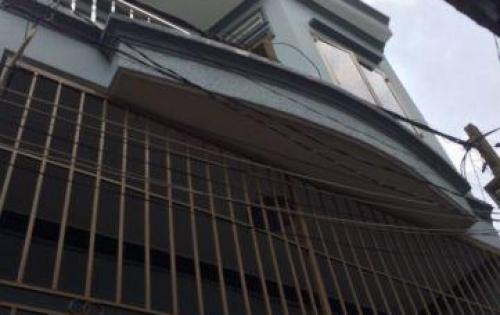 Bán nhà trệt lững 1 lầu (4x8m) giá 2.1 tỷ TL, Hẻm 3m  Đường Tân Thới Hiệp 21  , P. TTH, Q12.