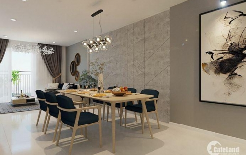 Sở hữu ngay căn hộ I-PARK An Sương trung tâm Q.12, giá gốc CĐT, Ngân Hàng hỗ trợ 70%