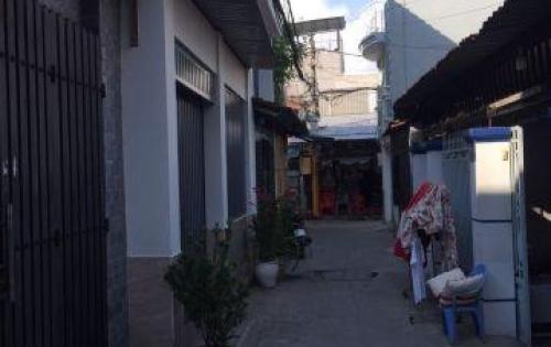 Nhà hẽm 2,5 m Diện tích  (5x16m ) Đông Hưng Thuận 27 Quận 12