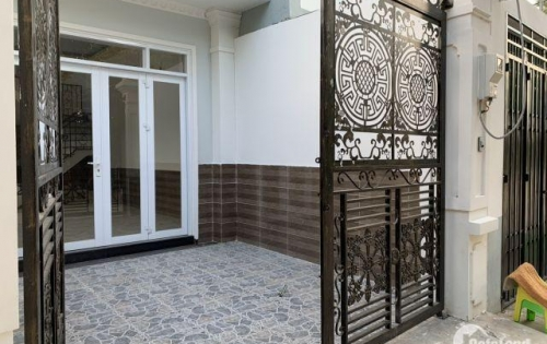 Bán nhà mới xây 1 trệt 3 lầu , Quốc lộ 1A, An Phú Đông, Q12. Giá 4.1 tỷ. 70.2 m2
