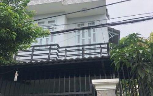 Bán nhà 1 trệt 2 lầu, 4PN, 3WC, (5.1x12m). Hẻm 6m Lâm Thị Hố, P. TCH, Q12