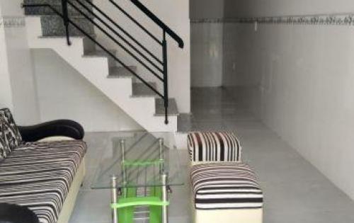 Nhà Q12 48m² đường xe hơi vào nhà, Ngay Chợ Đường, giá chỉ 881tr