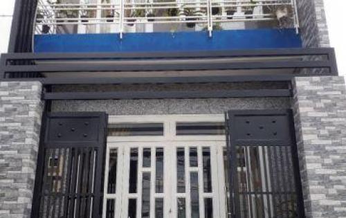 Bán gấp nhà và lô đất vị trí đẹp phường An Phú Đông, Q 12, giá 5,5 tỷ