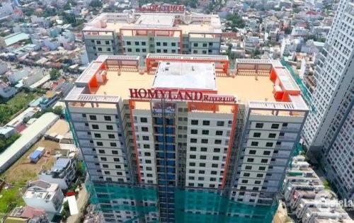 Sang nhượng căn Homyland 3 85m2, 2PN 2WC - Block A. Giá 2.5 tỷ bàn giao hoàn thiện CĐT, bao hết