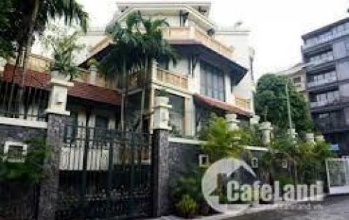 Hàng HOT!!! Nhà MT Huỳnh Tịnh Của, Quận 3, DT: 9.5x22, giá 50 tỷ (TL)