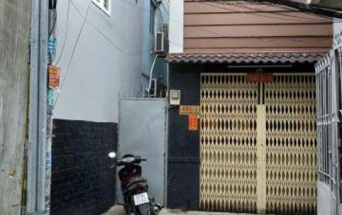 Kẹt tiền bán nhà 5 tầng hẻm Nguyễn Đình Chiểu, Q.3, tiện KD, giá tốt